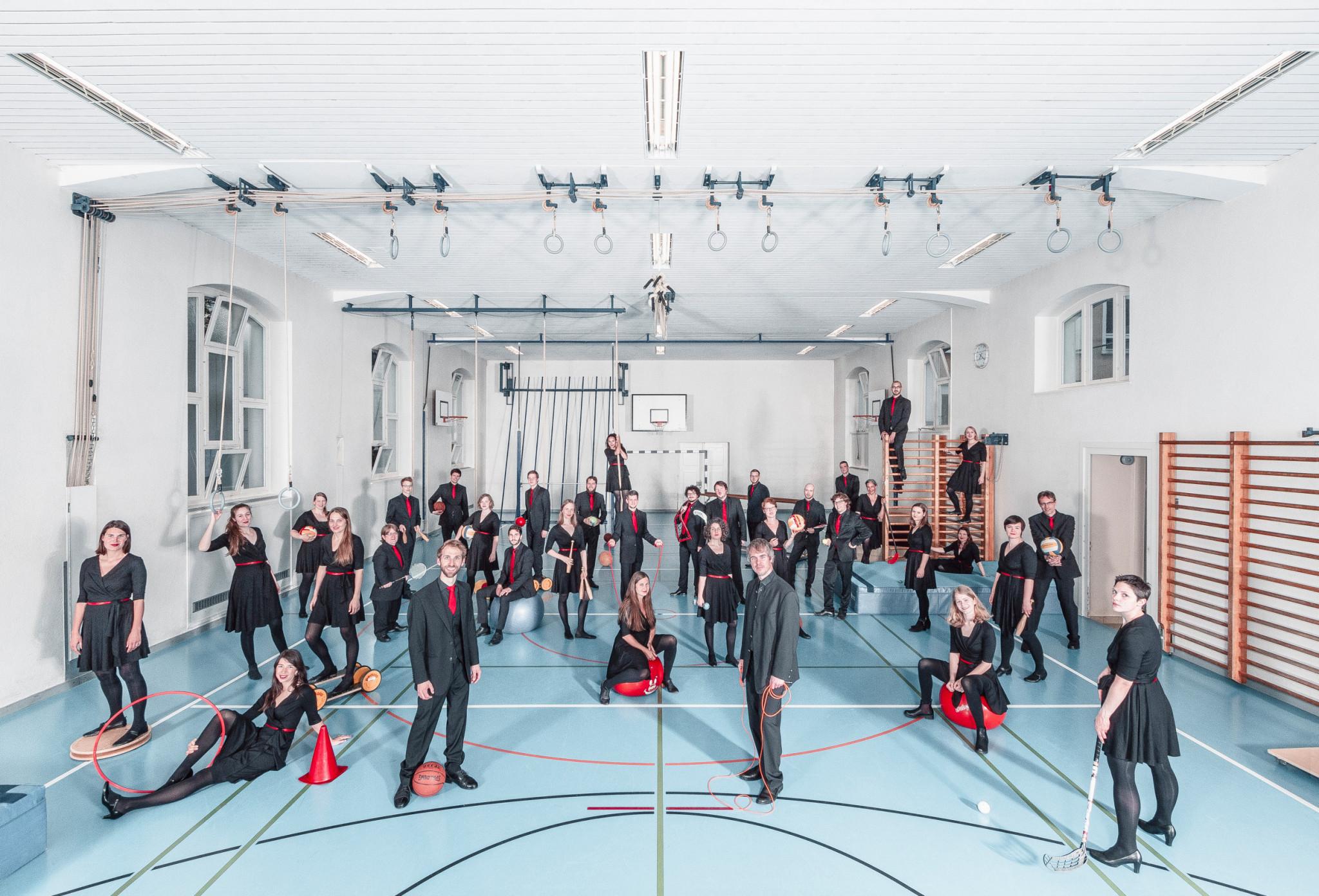 Pressebild 2018, Foto: Markus Räber