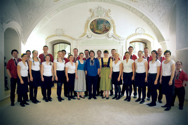 Gruppenfoto 2011, Foto: Markus Räber